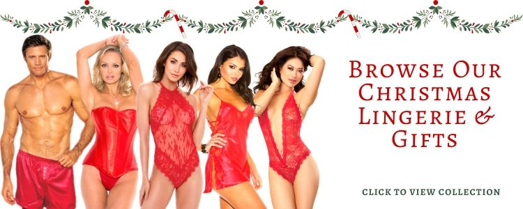 Browse all Christmas Lingerie and Gifts
