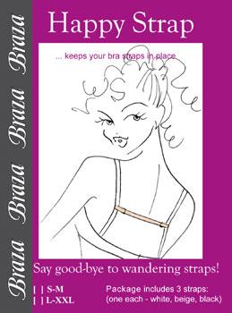 braza bra happy straps