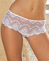 Dreamgirl Lace Panty