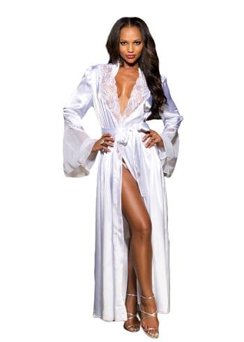 Shirley-of-Hollywood-20559-Long-Robe-Charmeuse-Chiffon-White
