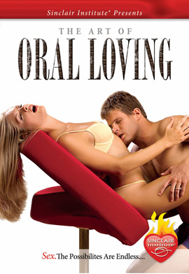 sinclair institute the art of oral loving dvd