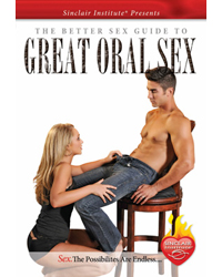 Sinclair Institute Guide to Great Oral Sex