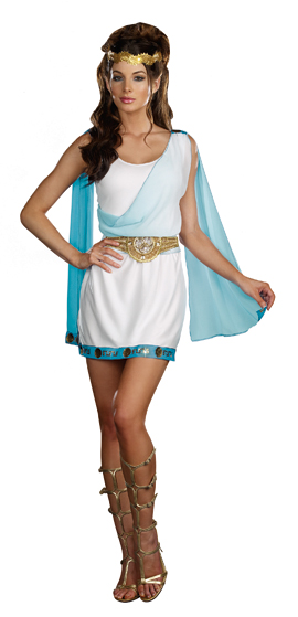 dreamgirl it's chic to be greek costume