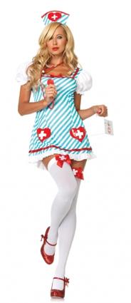 leg avenue holly heartstopper costume