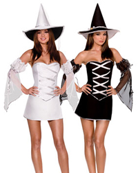 dreamgirl which witch costume
