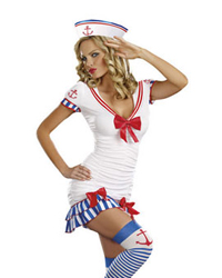 dreamgirl sailor pinup costume
