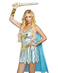 Dreamgirl Dragon Warrior Queen Costume