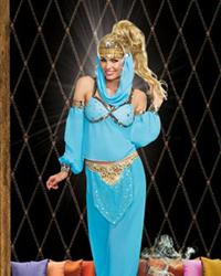 dreamgirl genie in a bottle costume