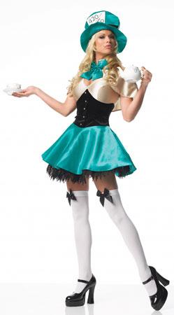leg avenue tea party costume
