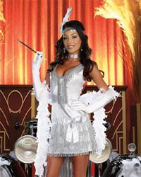 Dreamgirl Flap Happy Costume
