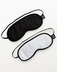 fifty shades of grey blindfolds