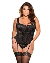 Intimate-Attitudes-Beautiful-Tapestry-Corset-X26928-black-250