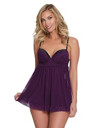 Dreamgirl-Womens-Mesh-and-Lace-Babydoll-Set-11020-thm