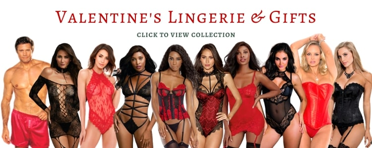 Browse all Valentine's Lingerie and Gifts