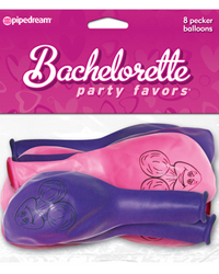 bachelorette party penis balloons