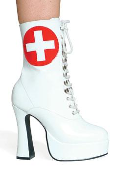 nurse ankle boots