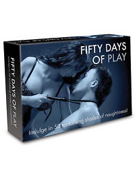 fifty shades of grey fifty days of play game