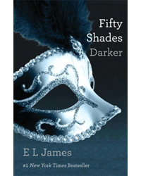 fifty shades of grey darker book
